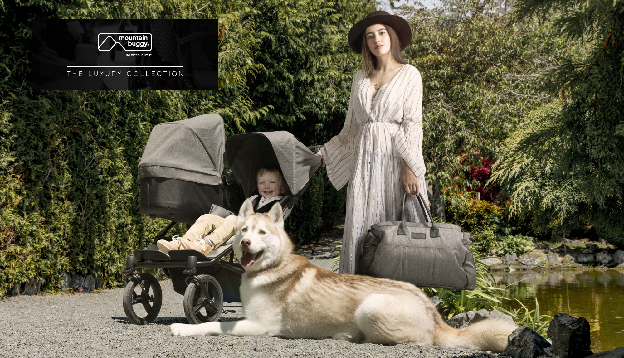 Mountain Buggy Luxury Duet Range