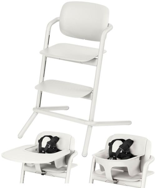 Kids Lemo Adjustable Feeding Highchair Cybex Baby Storm Grey Child