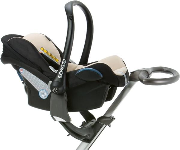Stokke Xplory Car Seat Adaptor Maxi, Phil And Teds Car Seat Adapter Britax